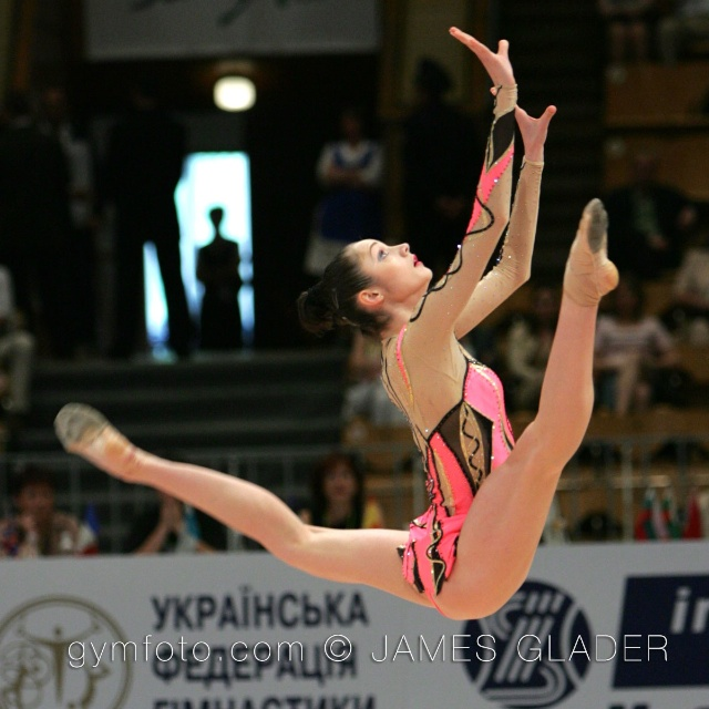 Anna Bessonova http://smu.gs/1ct7Wmh photo by James Glader