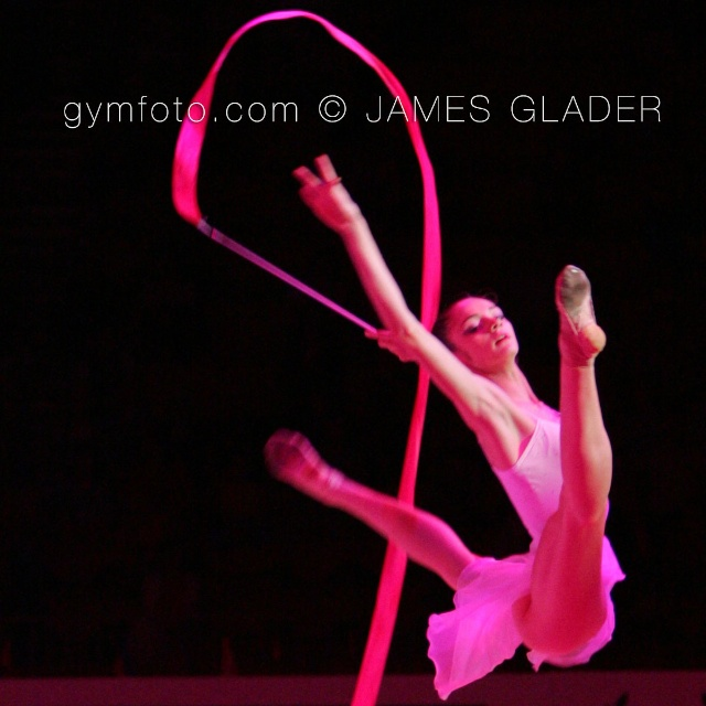Anna Bessonova http://smu.gs/1cte1PI photo by James Glader