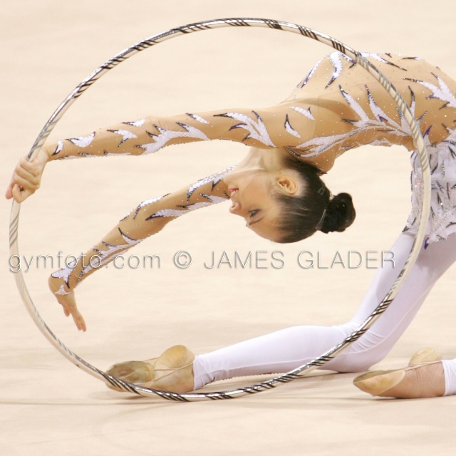 Anna Bessonova http://smu.gs/1iyQ1YV photo by James Glader