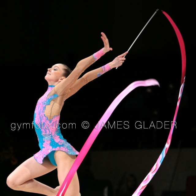 Lubov Cherkishina http://smu.gs/1h4qlYC photo by James Glader