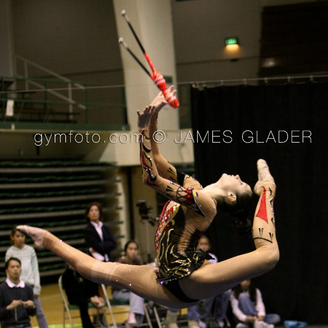 Anna Bessonova http://smu.gs/180oElJ photo by James Glader